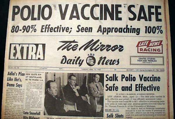 polio vacine