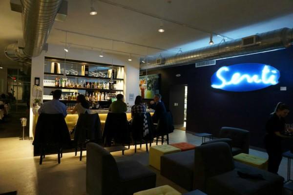 Senti PIttsburgh Restaurant Opening