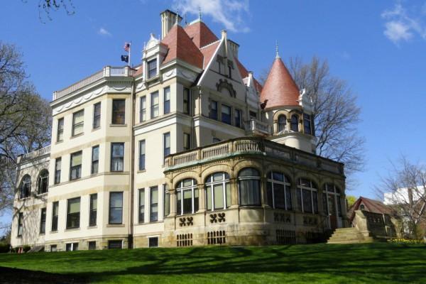 Frick Mansion Pittsburgh