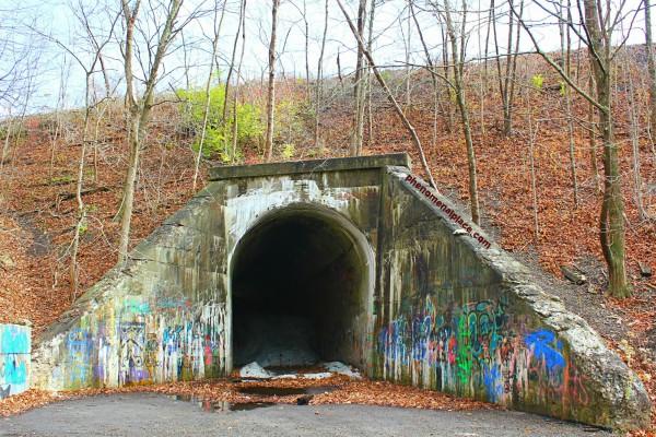 Green Man's Tunnel Pittsburgh